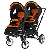 Obaby Zynergi Zoom Tandem, Black & Orange