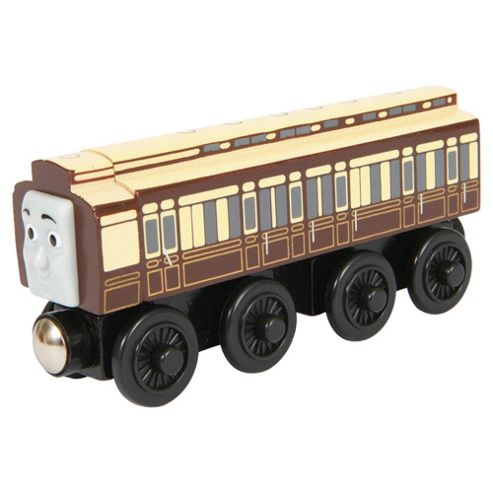 Tomy Thomas and  Friends Wooden Old Slow Coach