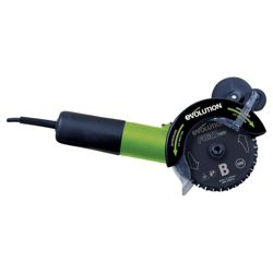 Evolution FURY Twin125 Twin Blade Saw (Green)