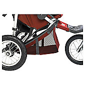 Out 'n' About Single Storage Pushchair Basket 360, Red