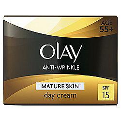 Olay Provital Anti-Wrinkle Day Cream SPF15 50ml