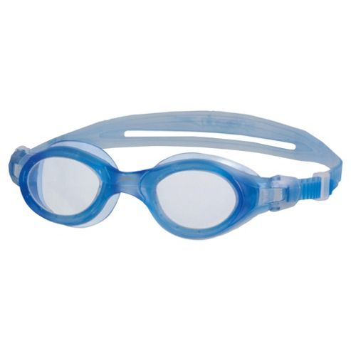 Speedo Pacific Storm Adult Swimming Goggles, Blue