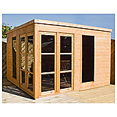 Mercia 10x10 Garden Room B - Poolhouse