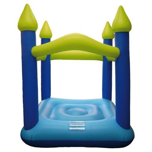 Tesco Blue Bouncy Castle