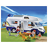 Playmobil 4859 Family Camper
