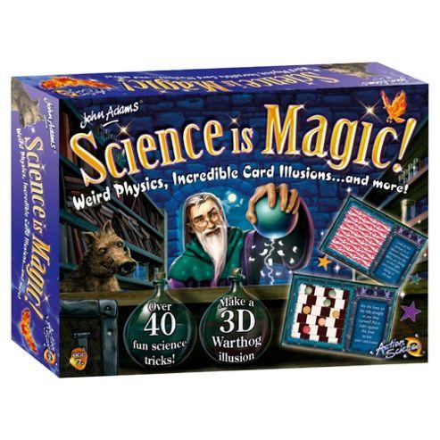 John Adams Trading Science Is Magic