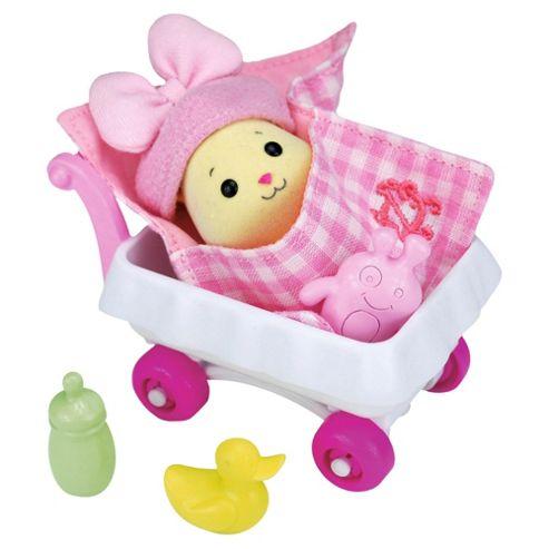Zhu Zhu Deluxe Baby & Accessories Gift Set