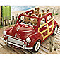 Sylvanian Families - Burgundy Family Car