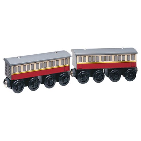 Tomy Thomas and Friends Wooden Express Coaches