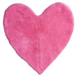Tesco Kids Heart Rug