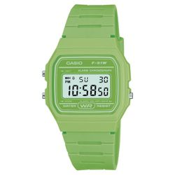 Casio Green Retro Digital Watch