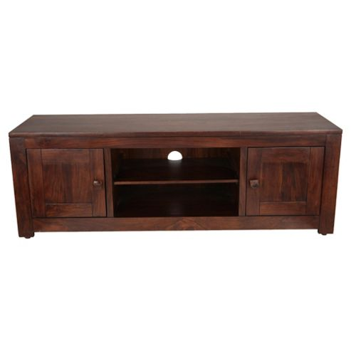 Tamarai 2 Door Long Tv Unit, Sheesham