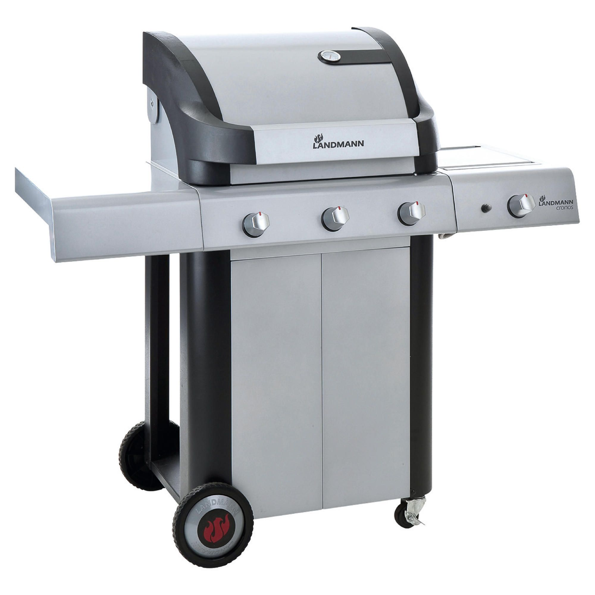 Landmann Cronus 3 Burner Gas BBQ at Tescos Direct