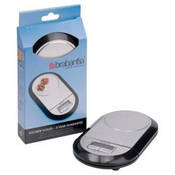 Brabantia Stainless Steel Kitchen Scales