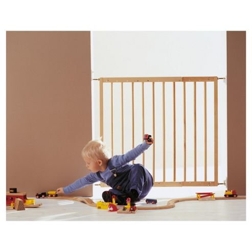 Babydan Multidan Extending Wood Safety Stair Gate