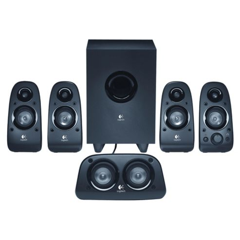 Logitech 5.1 Surround Sound Speakers Z506