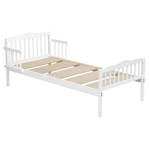 Saplings Junior Bed, White
