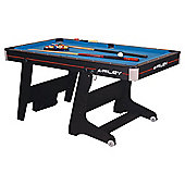 BCE 5ft Vertical Folding Pool Table