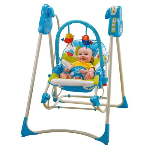Fisher-Price Smart Stages 3 in 1 Swing