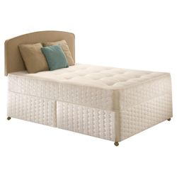 Sealy Posturepedic Ortho Elite Double Non Storage Divan Bed