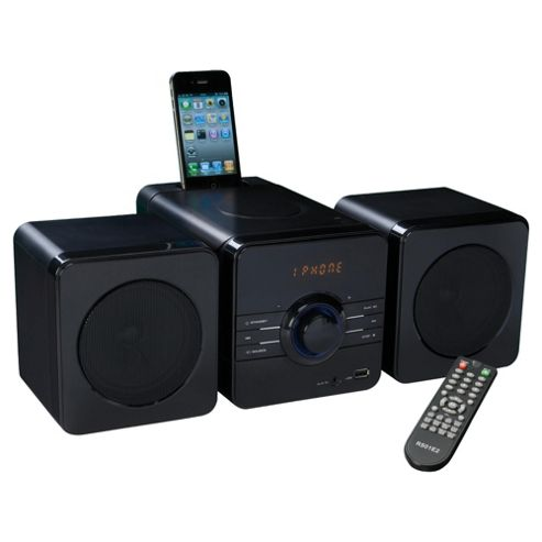 Technika MC1104 iPhone docking Hi Fi