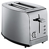 Russell Hobbs 18116 Deluxe 2 Slice Toaster - Stainless Steel