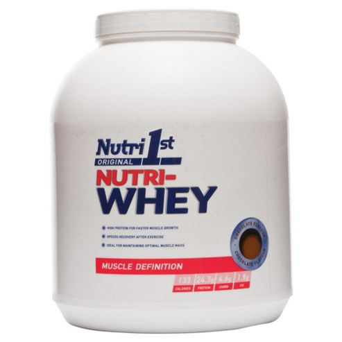 NutriWhey Protein Original Chocolate 2kg