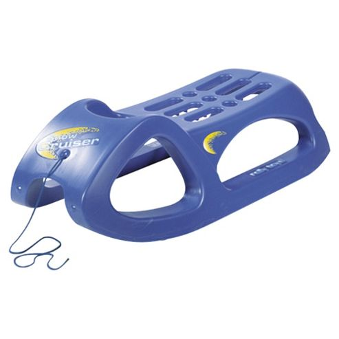 Snow Cruiser Sledge, Blue