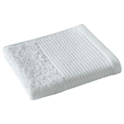 Hotel Face Cloth White