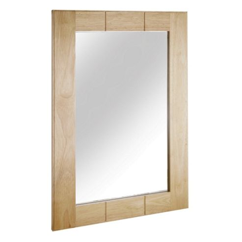Croydex Mirror Light Wood