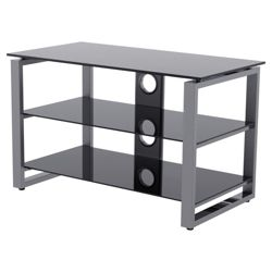 Tesco Premium 2-Tier TV Stand - For up to 32