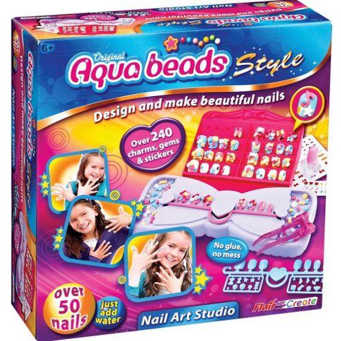 Aqua Beads Style Nail Art Studio