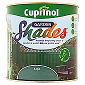 Cuprinol Garden Shades, 2.5L, Sage