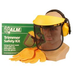 ALM Universal Hedge & Grass Trimmer Safety Kit