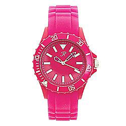 Reflex Pink Silicon Strap Pink Ladies