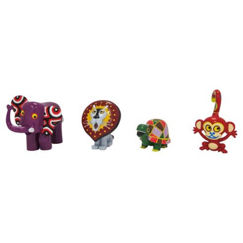 Tinga Tinga Tales Collectable Figure Set