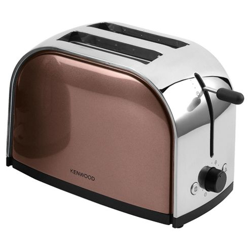 Kenwood TTM109 Metallic Antique Bronze 2 Slice Toaster