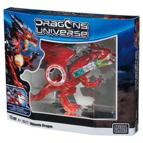 Mega Bloks Dragons Universe Ultimate Dragon