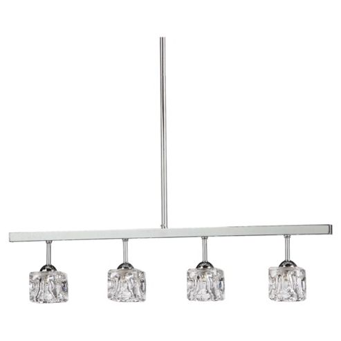 Tesco Lighting Ice Cube Diner Bar