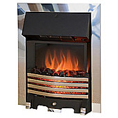 Royal Cozyfire electric fire - Modern Chrome