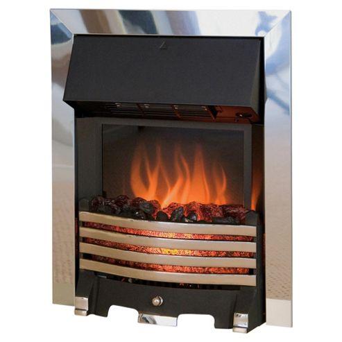 Royal Cozyfire electric fire - Modern Chrome