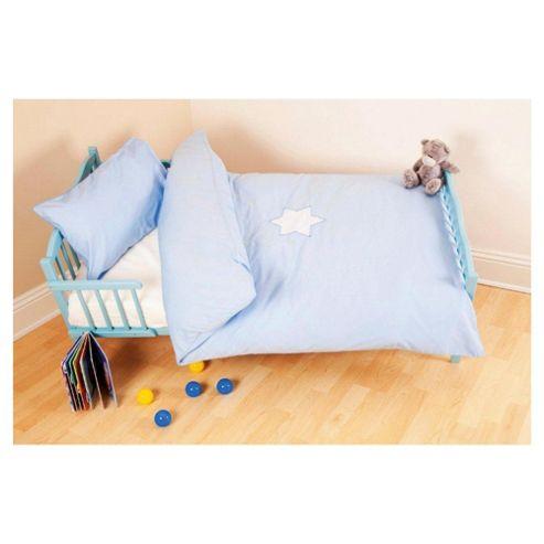 Saplings Junior Bed, Blue