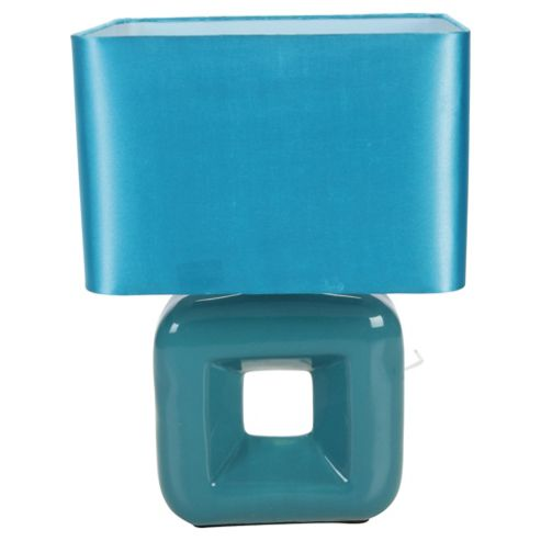 Tesco Lighting Bianca Table lamp Aqua