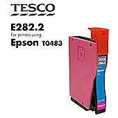 Tesco T0483 Magenta Printer Ink Cartridge (for Epson T 0483 Magenta )