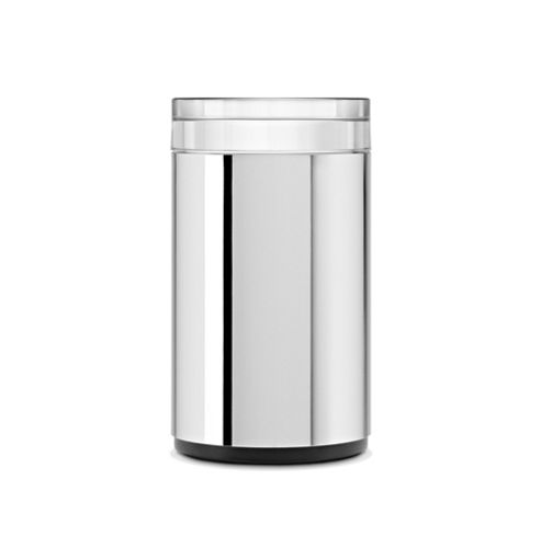 Simplehuman Round Tumbler In Chrome