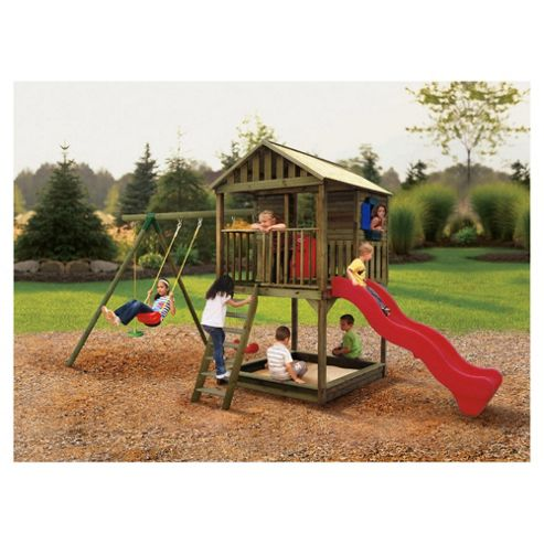 Little Tikes Richmond Treehouse Play System