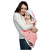 Cuddledry Cuddlerobe - Pink