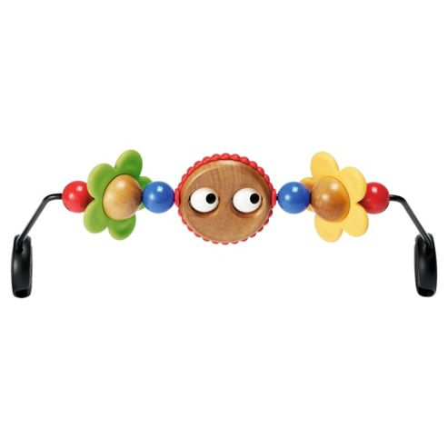 BABYBJORN Wooden Toy for BabySitter, Googly Eyes