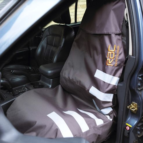 Rac Front Car Seat Cover For Dog