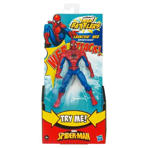 The Amazing Spider-Man Web Battlers Action Figure